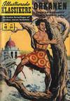 Cover for Illustrerede Klassikere (I.K. [Illustrerede klassikere], 1956 series) #43 - Orkanen