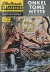 Cover for Illustrerede Klassikere (I.K. [Illustrerede klassikere], 1956 series) #33 - Onkel Toms hytte