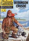 Cover for Illustrerede Klassikere (I.K. [Illustrerede klassikere], 1956 series) #31 - Robinson Crusoe