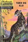 Cover for Illustrerede Klassikere (I.K. [Illustrerede klassikere], 1956 series) #29 - Tand og klo