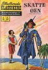 Cover for Illustrerede Klassikere (I.K. [Illustrerede klassikere], 1956 series) #23 - Skatteøen