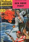 Cover for Illustrerede Klassikere (I.K. [Illustrerede klassikere], 1956 series) #14 - Den røde pirat