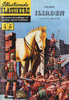 Cover for Illustrerede Klassikere (I.K. [Illustrerede klassikere], 1956 series) #13 - Iliaden