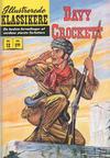 Cover for Illustrerede Klassikere (I.K. [Illustrerede klassikere], 1956 series) #12 - Davy Crockett