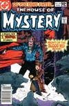 Cover Thumbnail for House of Mystery (1951 series) #295 [Newsstand]