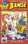 Cover for Bamse (Hjemmet / Egmont, 1997 series) #13/1998