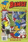 Cover for Bamse (Hjemmet / Egmont, 1997 series) #7/1998