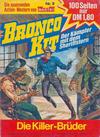 Cover for Bronco Kit (Bastei Verlag, 1982 series) #3