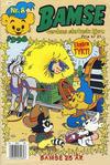 Cover for Bamse (Hjemmet / Egmont, 1997 series) #8/1998
