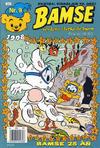 Cover for Bamse (Hjemmet / Egmont, 1997 series) #9/1998