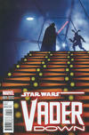 Cover Thumbnail for Star Wars: Vader Down (2016 series) #1 [Chip Zdarsky Jaxxon Variant]