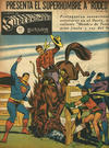 Cover for Superhombre (Editorial Muchnik, 1949 ? series) #21