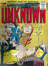 Cover for Adventures into the Unknown (Arnold Book Company, 1950 ? series) #6