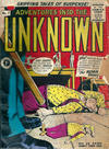 Cover for Adventures into the Unknown (Arnold Book Company, 1950 ? series) #7