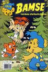 Cover for Bamse (Hjemmet / Egmont, 1997 series) #6/1999