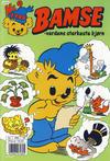 Cover for Bamse (Hjemmet / Egmont, 1997 series) #9/1999