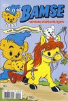 Cover for Bamse (Hjemmet / Egmont, 1997 series) #11/1999