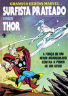Cover for Grandes Heróis Marvel (Editora Abril, 1983 series) #16