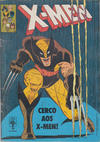 Cover for X-Men (Editora Abril, 1988 series) #30
