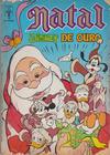 Cover for Natal de Ouro (Editora Abril, 1979 series) #10