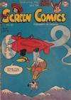 Cover for Real Screen Comics (National Comics Publications of Canada Ltd, 1948 series) #22
