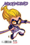Cover Thumbnail for Mockingbird (2016 series) #1 [Skottie Young Marvel Babies Variant]