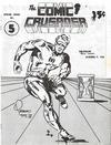 Cover for Comic Crusader (Martin L. Greim, 1968 series) #5
