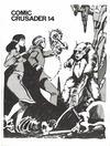 Cover for Comic Crusader (Martin L. Greim, 1968 series) #14