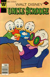 Cover for Uncle Scrooge (Western, 1963 series) #150 [Whitman]