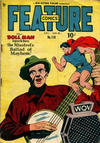 Cover for Feature Comics (Bell Features, 1949 series) #138