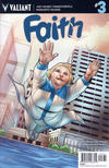 Cover for Faith (Valiant Entertainment, 2016 series) #3 [Cover C - Clayton Henry]