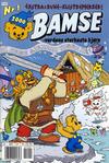 Cover for Bamse (Hjemmet / Egmont, 1997 series) #1/2000