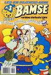 Cover for Bamse (Hjemmet / Egmont, 1997 series) #3/2000
