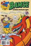 Cover for Bamse (Hjemmet / Egmont, 1997 series) #4/2000