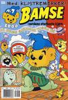 Cover for Bamse (Hjemmet / Egmont, 1997 series) #7/2000