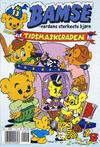 Cover for Bamse (Hjemmet / Egmont, 1997 series) #13/2000