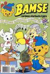 Cover for Bamse (Hjemmet / Egmont, 1997 series) #9/2000
