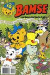 Cover for Bamse (Hjemmet / Egmont, 1997 series) #10/2000