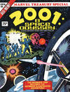Cover Thumbnail for 2001: A Space Odyssey (1976 series) #1 [British Price Variant]