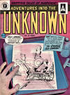 Cover for Adventures into the Unknown (Arnold Book Company, 1950 series) #17