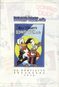 Cover Thumbnail for Donald Duck & Co De komplette årgangene (Hjemmet / Egmont, 1998 series) #[2] - 1950 [1. opplag]