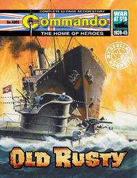 Cover Thumbnail for Commando (D.C. Thomson, 1961 series) #4883