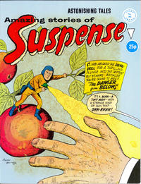 Cover Thumbnail for Amazing Stories of Suspense (Alan Class, 1963 series) #193