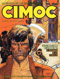 Cover Thumbnail for Cimoc (NORMA Editorial, 1981 series) #22