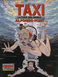 Cover Thumbnail for Cimoc Extra Color (NORMA Editorial, 1981 series) #78 - Taxi - La fosa del Diablo