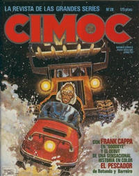 Cover Thumbnail for Cimoc (NORMA Editorial, 1981 series) #28