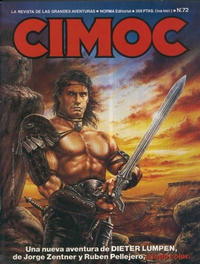 Cover Thumbnail for Cimoc (NORMA Editorial, 1981 series) #72