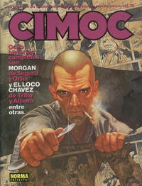 Cover Thumbnail for Cimoc (NORMA Editorial, 1981 series) #76