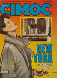 Cover Thumbnail for Cimoc (NORMA Editorial, 1981 series) #80