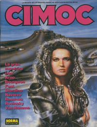 Cover Thumbnail for Cimoc (NORMA Editorial, 1981 series) #90